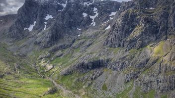 Ben Nevis, Glen Coe, Cairngorm receives snow on longest day of the year