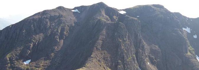 Reaching the roof of Glen Coe: Bidean nam Bain & Stob Coire Sgreamhach