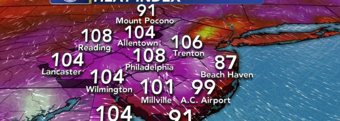 Heat Records Melt From Denver to New England
