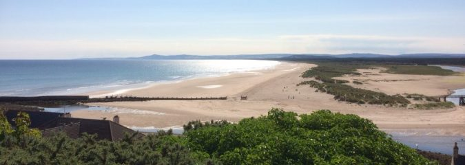 Scotland's exceeds 30C for 3rd time this summer and 2nd month in a row