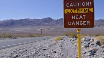 Death Valley, CA sets U.S record, 2nd hottest globally for 'hottest month'