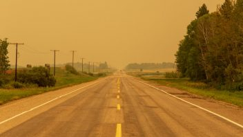 All-time record heat is followed by thick, toxic wildfire smoke over Alberta, Saskatchewan & Montana