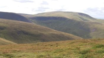 Glas Maol & East of Cairnwell Circuit of 4