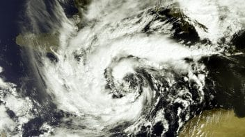 WU: Tropical Storm-Like Medicane Hits Greece