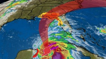 Michael quickly becomes storm, now hurricane and likely to target Florida's Big Bend as a major