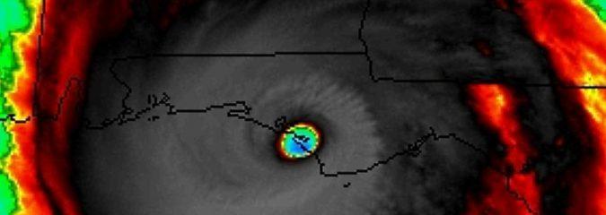 Hurricane Michael makes landfall near Mexico Beach, Florida with 155-mph winds!