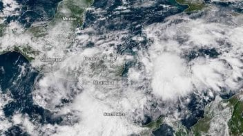 'Central American Gyre' to bring widespread heavy rainfall and possible tropical development
