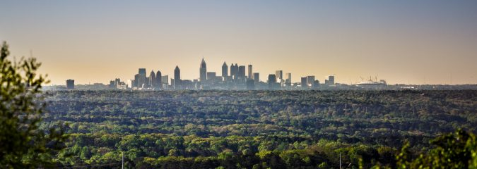 Atlanta sees most 70F+ and consecutive 60F+ nights, first October 90F+ days since 1954