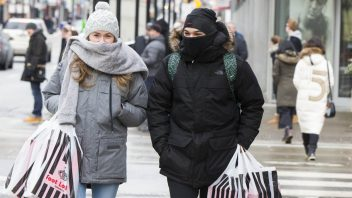 100+ year old Thanksgiving & November cold records fall from Nunavut to New York