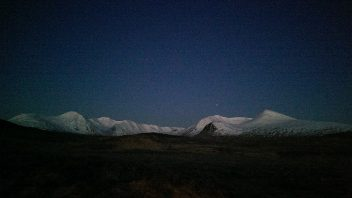 Meall a' Bhuiridh & Creise @ Glencoe Ski Centre
