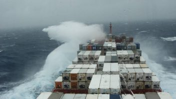 Storm Aapeli hits Finland/Baltic with record 72 mph sustained wind, 93 mph gusts, 46ft waves, -32.2C temps