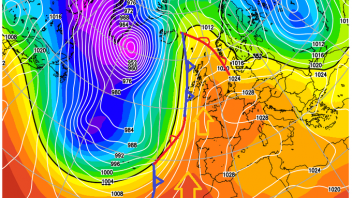 Scotland beats 1897 February record with 18.3C today nearly year after 'Beast from the east'