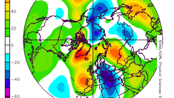 The UK winter that never arrived! Current pattern eerily similar to 13 February 1998