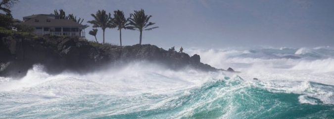 A Hawaii of Extremes: ONE Storm, '3 Potential State Records' Incl Snow, Cold & Wind