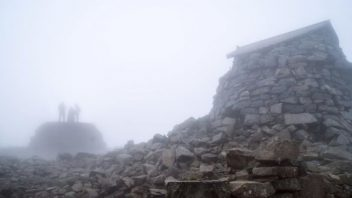 BBC: Soggy Ben Nevis can be remarkably dry