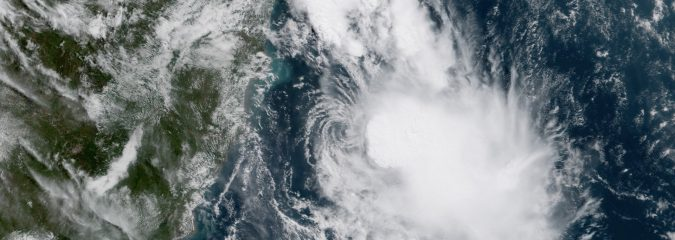 First Tropical Storm since 2010 & 9th On Record Forms In South Atlantic