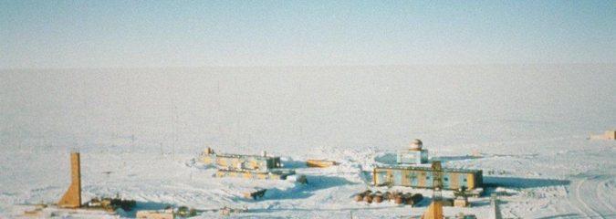 Despite a warm planet, Antarctica dips to -72.8C, Greenland -58.9C