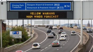 A stormy next 24 hours for the northern British Isles as Gareth get's named!