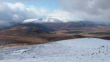 Geal Charn (1st of Monadhliath)