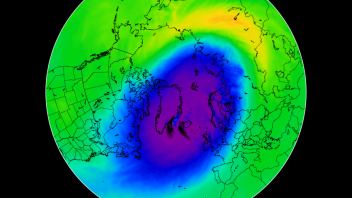 Powerful Polar Vortex Drives +AO/NAO and Warm, Wet, Stormy Europe Winter