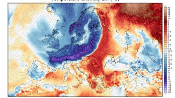 Summer & Winter Battle It Out During April, May Following UK's 4th Warmest Winter