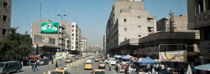 Baghdad Among Other Middle East Cities Swelter Hottest Day On Record