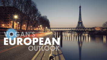 FRI 9 OCT: VOGAN'S EUROPEAN OUTLOOK