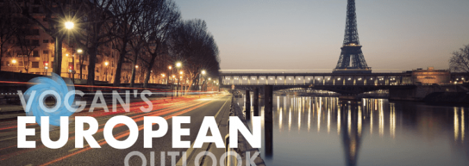 TUE 3 NOV: VOGAN'S EUROPEAN OUTLOOK