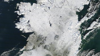BREAKING COLD RECORDS: Is Northern Ireland Cheating Global Warming?