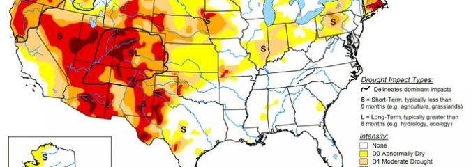 Heat and Rain-Free Records Continue To Fall Across Southwest