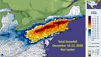 Old Man Winter Strikes Back With Record Snowfall For Northeast US and Japan, Could Europe Be Next?