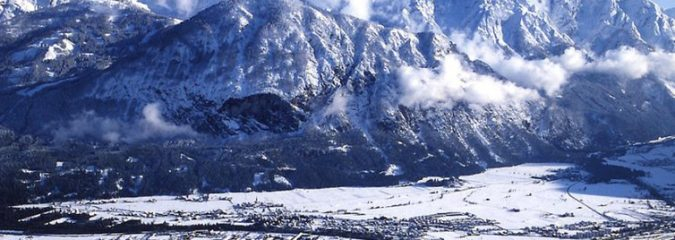 Lienz, Austria Observes Record Snow Followed By Coldest Temps Since 1987