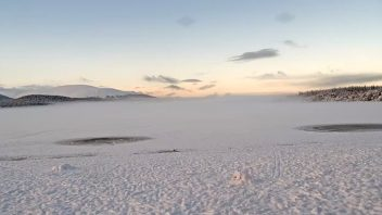Northern Ireland & Other Parts of UK Shiver Coldest Night Since 2010