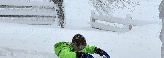 Snowstorm Dumps 52.5 Inches On Wyoming, Cheyenne Get's Biggest 24-Hour Snow, Denver's 4th Biggest!