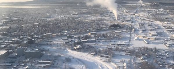 Alaska Lives Through Historic April Cold