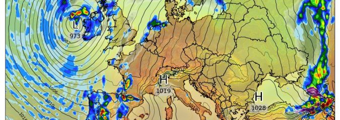 UK To Limp Beyond 20.7C For 1st Time in 5 WEEKS But Cool, Showery Theme Resumes TOMORROW!