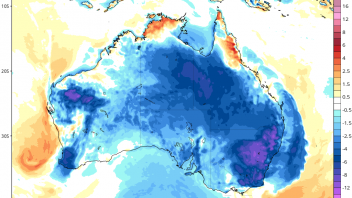 Sydney Shivers Coldest June Day Since 1899 After Coldest Run of May Nights In 54 Years!