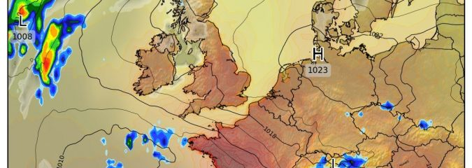 After England's Coolest August Max Since 1986, First UK Back-to-back September 30s Since 1899?